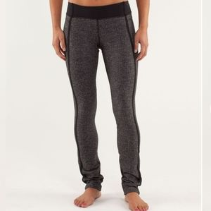 Lululemon Forme Herringbone Yoga Pants Leggings